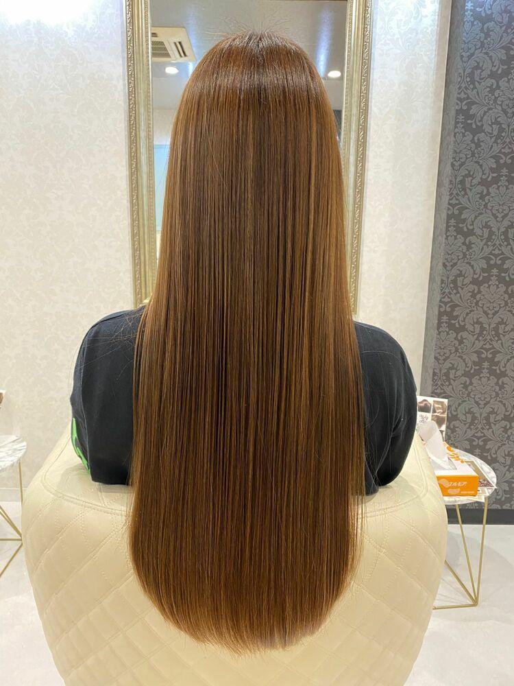 韓国系さら艶髪質改善トリートメント🇰🇷