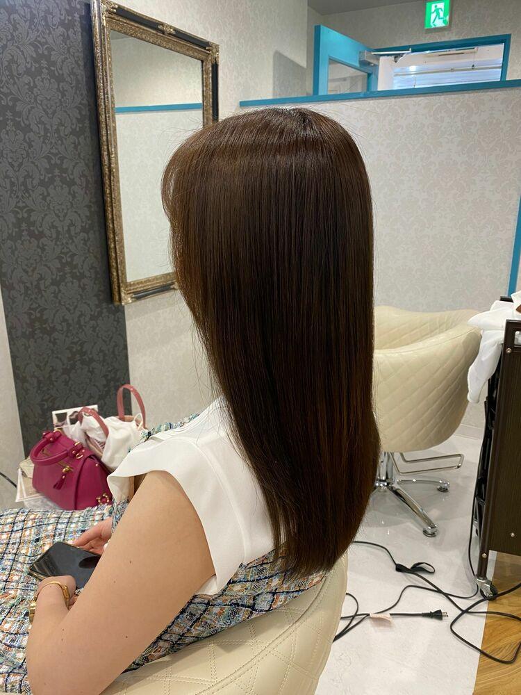 韓国系髪質改善トリートメント🇰🇷