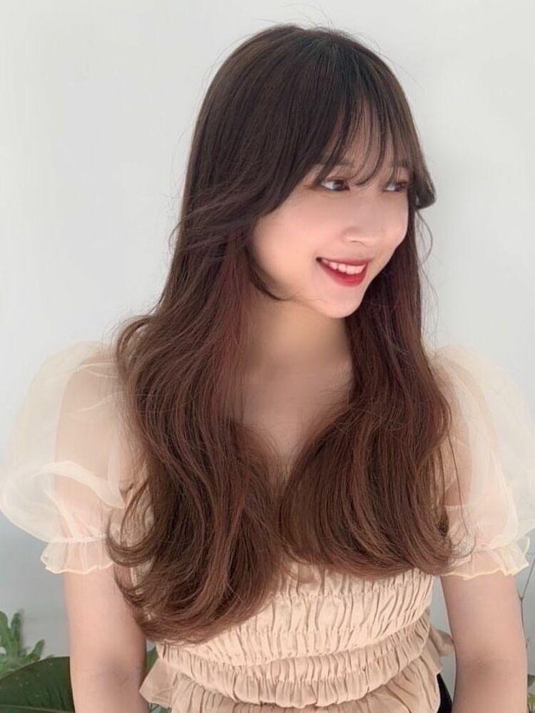 大人気韓国ヘアヨシンモリ