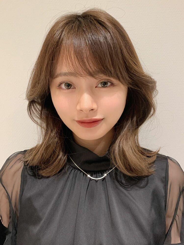☆大人気☆韓国っぽくびれヘア