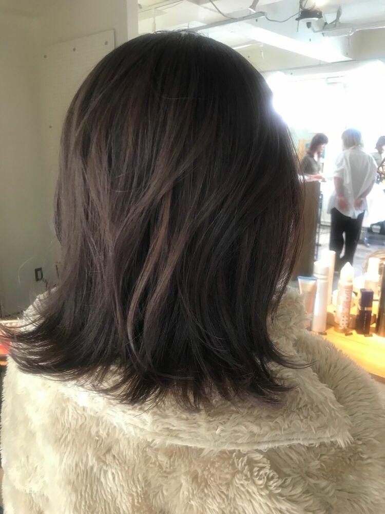 better 新宿三丁目駅 徒歩1分くらい/ブリーチなしの透明感カラー