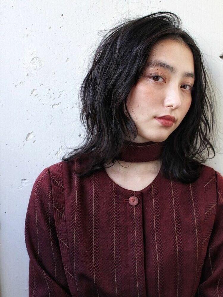 better 新宿三丁目駅 徒歩1分/ニュアンスウェーブミディ