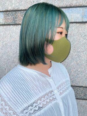 ♡グリーン♡