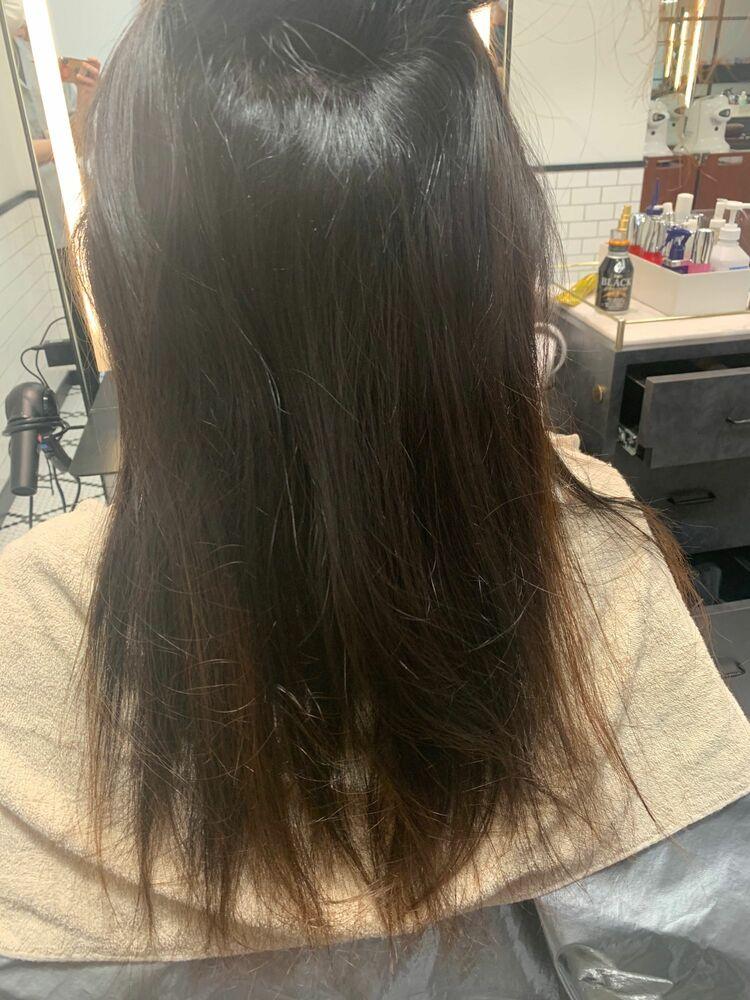 くせ、うねり、広がり、ボリュームにお悩み方必見の髪質改善!今の毛髪化学で1番痛ませない施術法を実現!