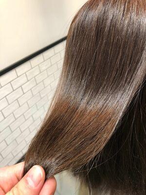 くせ、うねり、ボリュームにお悩み方必見の髪質改善★今の毛髪化学で1番痛ませない施術法を実現!