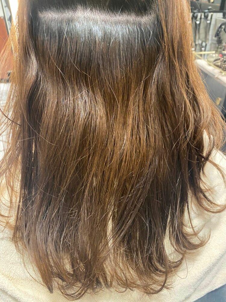 くせ、うねり、ボリュームにお悩み方必見の髪質改善!今の毛髪化学で1番痛ませない施術法を実現!