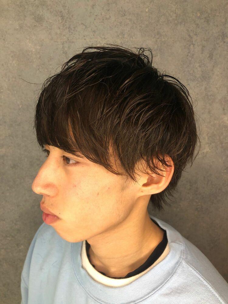 MINX銀座五丁目店 トップデザイナー  セットが楽なクロスマッシュ!