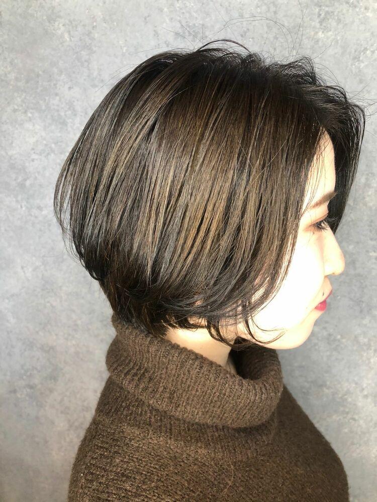 MINX銀座五丁目店 トップデザイナー大人可愛い愛されショートボブ♡