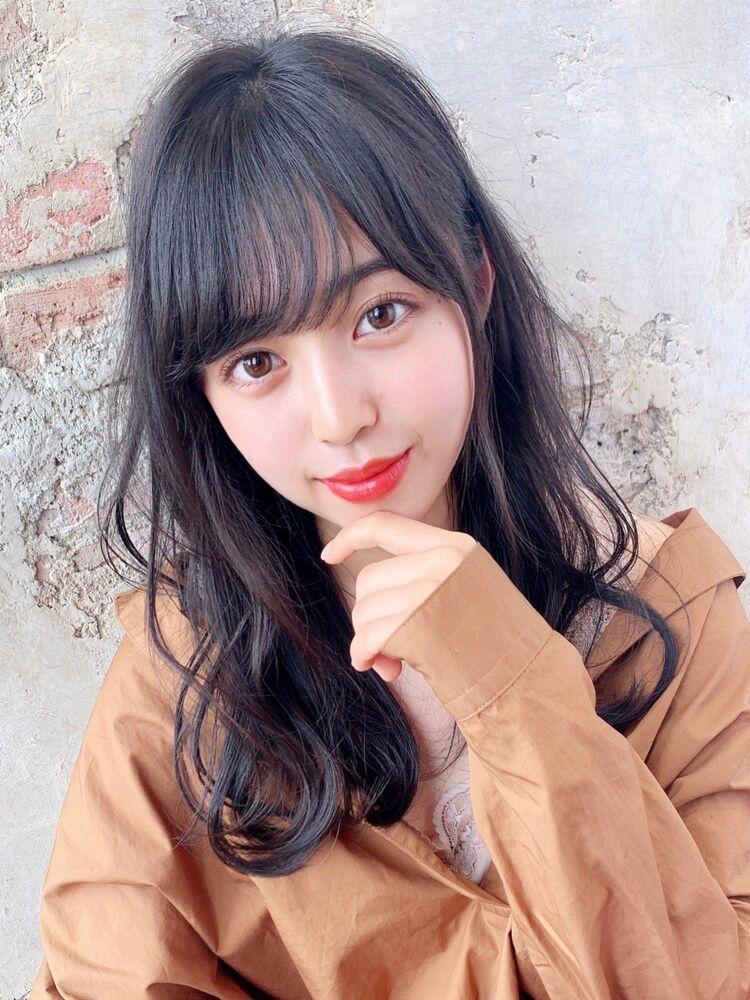 アフロート新宿☆大沢かおり☆ゆるふわデジタルパーマ で毎朝楽チンスタイル♪