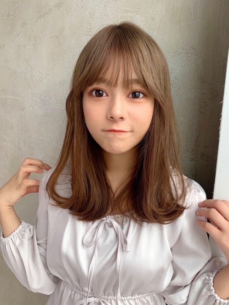 アフロート新宿 モテ髪ラフスタイル