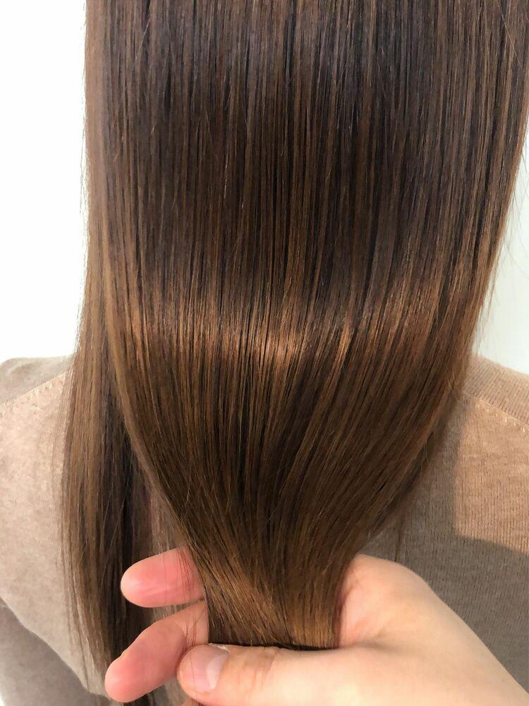髪質改善・酸熱トリートメント