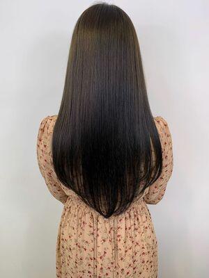 ローレイヤー×髪質改善トリートメント