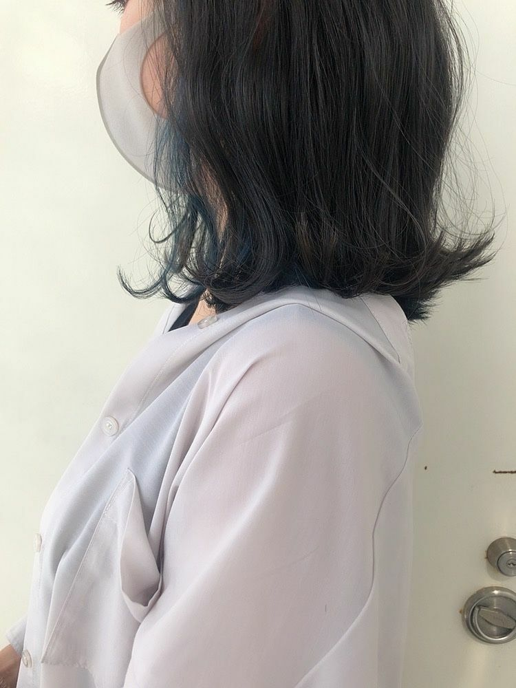 inner color×smoky green♪