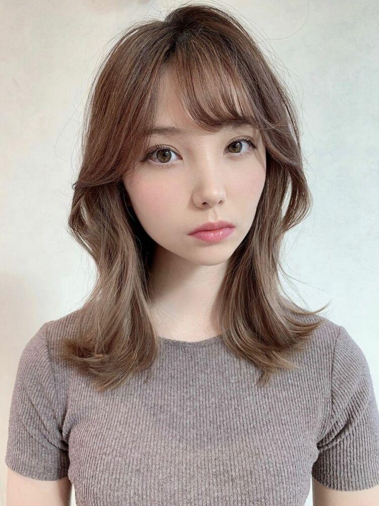 ヨシンモリ☆ミルクティーベージュ