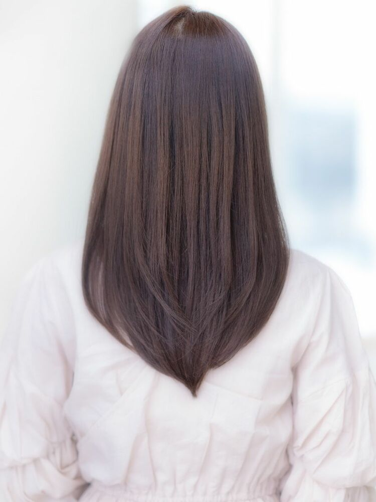レイヤー×艶髪
