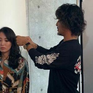 スタイリスト:松崎健介のプロフィール画像