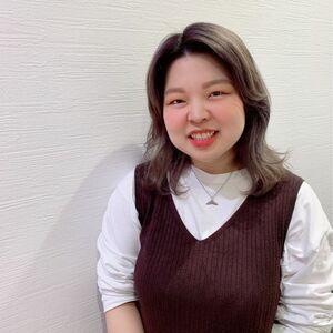 スタイリスト:うる艶韓国ヘア🌼福田あやののプロフィール画像