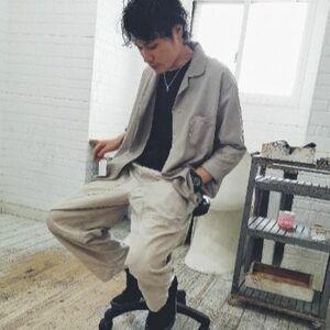 スタイリスト:夙川 LUAU 竹原湧太のプロフィール画像