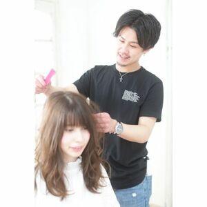 ヘアサロン:HAIR&RELAXATION RUTA / スタイリスト:表 将利のプロフィール画像