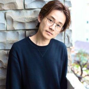 ヘアサロン:L.O.G SHIBUYA2 / スタイリスト:沼口 高弘