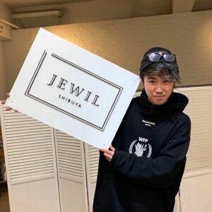 ヘアサロン:JEWIL / スタイリスト:長谷川将郁のプロフィール画像
