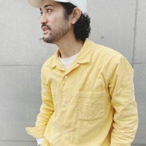 ヘアサロン:EIZO / スタイリスト:立石雄太郎 EIZO