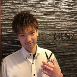 ヘアサロン:HIRO GINZA 六本木店 / スタイリスト:池田 有輝士