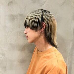ヘアサロン:fifth 原宿 / スタイリスト:保利 祥汰