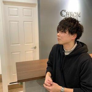 ヘアサロン:グレイスフルバーバー 赤坂見附店 / スタイリスト:やまだたくまのプロフィール画像