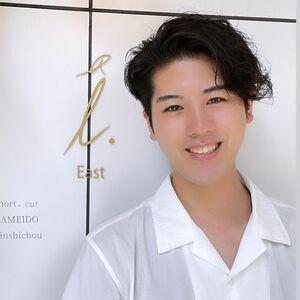 スタイリスト:i.East 亀戸 サトウアキラのプロフィール画像