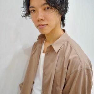ヘアサロン:AILEE NAGOYA / スタイリスト:上柿 亮人のプロフィール画像