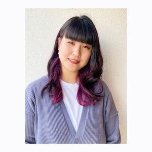 ヘアサロン:REJOUIR BEAUTY GARDEN / スタイリスト:東 柚果利のプロフィール画像