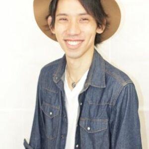 ヘアサロン:hair room motena / スタイリスト:仲川 豊