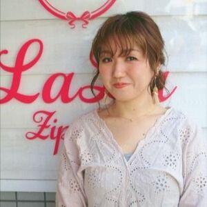 ヘアサロン:LaLa zipangu / スタイリスト:RIE