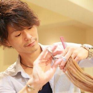 ヘアサロン:hair make nalu 荻窪西口 すずらん通り店 / スタイリスト:桑原 直人のプロフィール画像