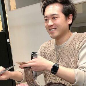 スタイリスト:新田祐樹のプロフィール画像