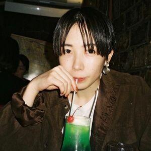 ヘアサロン:CODE+LIM / スタイリスト:櫻井華奈