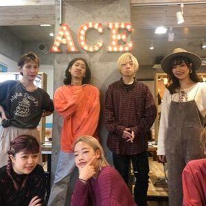 ヘアサロン:ACE / スタイリスト:ACE 店長MINE