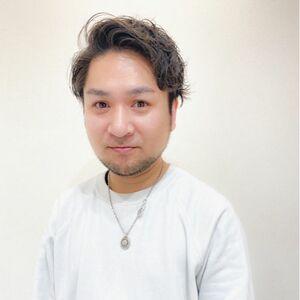ヘアサロン:CHIC aimer / スタイリスト:田中嘉一のプロフィール画像