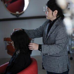 ヘアサロン:Beautysalon エンゼル / スタイリスト:ヤギ タカヨシのプロフィール画像