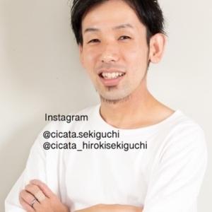 スタイリスト:CICATA鎌倉 関口裕樹のプロフィール画像