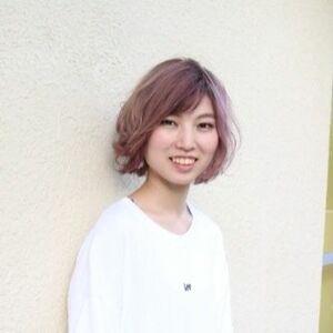 ヘアサロン:LUCUA / スタイリスト:田中千晶