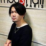 ヘアサロン:mod's hair船橋店 / スタイリスト:宮本輝正