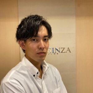 ヘアサロン:HIRO GINZA 六本木店 / スタイリスト:大石貴紀