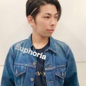 ヘアサロン:Euphoria 新宿店 / スタイリスト:岩崎達也のプロフィール画像