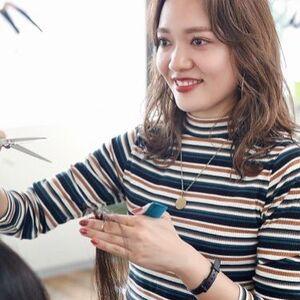 ヘアサロン:hair make nalu 荻窪西口 すずらん通り店 / スタイリスト:NANAのプロフィール画像