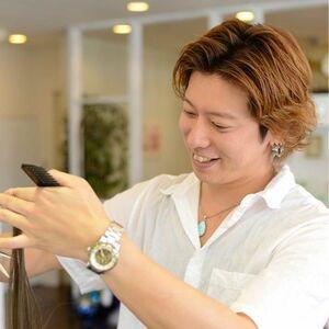 ヘアサロン:Add9 / スタイリスト:柳田健登のプロフィール画像