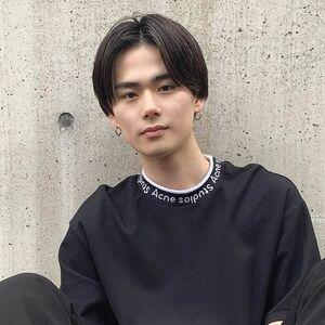 ヘアサロン:MINX 銀座五丁目店 / スタイリスト:花岡瑠斗のプロフィール画像