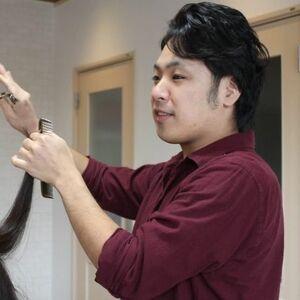 ヘアサロン:美髪再生美容室 ヘアエステ ウィルミナ / スタイリスト:MITSU