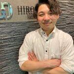 ヘアサロン:HIRO GINZA 神田店 / スタイリスト:下田優樹